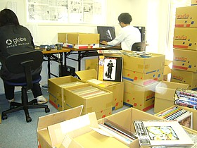 Snow Records Office