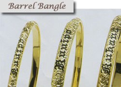 Barrel Bangle