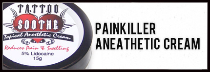 Painkiller & Aneathetic Cream���ˤ߻ߤᡢ������쥯�꡼��