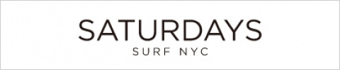 SATURDAYS SURF NYC [�����ǡ��������ե˥塼�衼�����ƥ���]