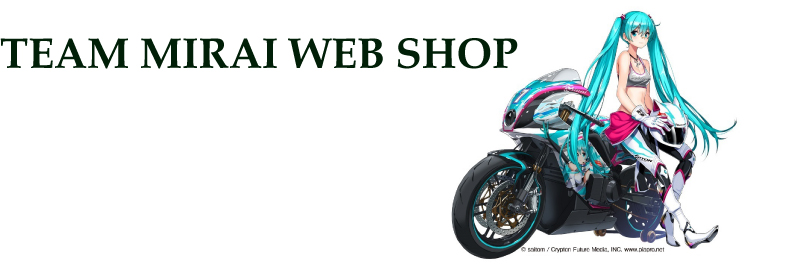 TEAM MIRAI WEB SHOP