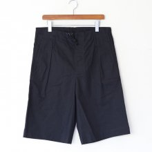 TUKI * Gurkha Shorts * Black