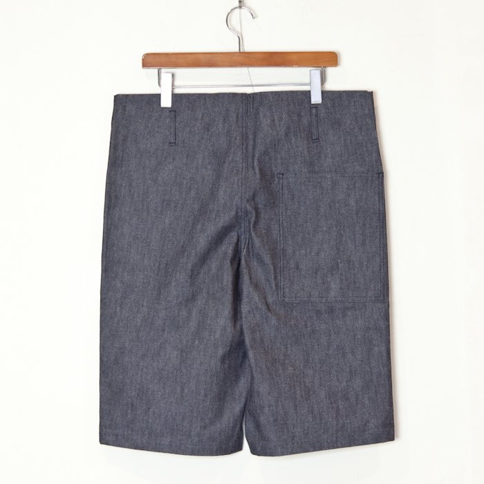 TUKI * Big Shorts * Indigo