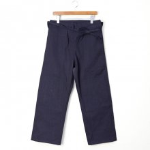TUKI * Karate Pants * Ink Blue