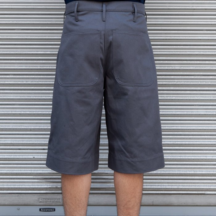 TUKI * Culottes * German Gray