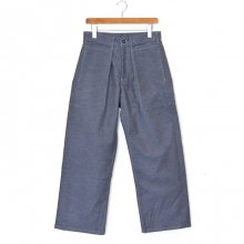 TUKI * Patched Work Pants * Heather Gray