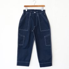 TUKI(SOLD OUT) * Combat Pants * Navy Blue