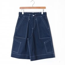 TUKI(SOLD OUT) * Culottes * Navy Blue