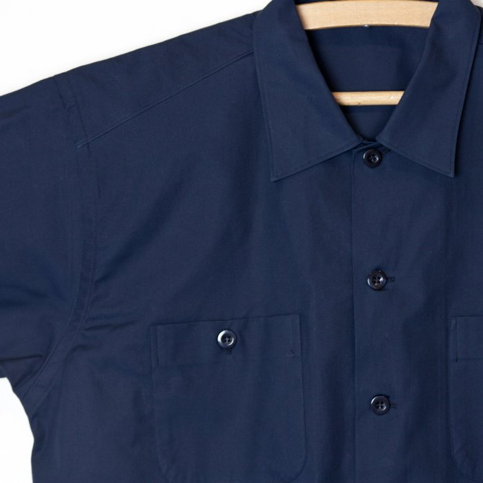 TUKI(SOLD OUT) * Blouses * Navy Blue