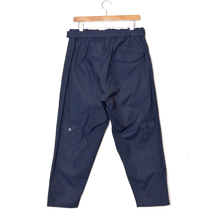 TUKI(SOLD OUT) * Pilot Pants * Navy Blue