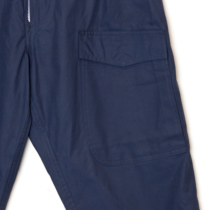TUKI * Pilot Pants * Navy Blue