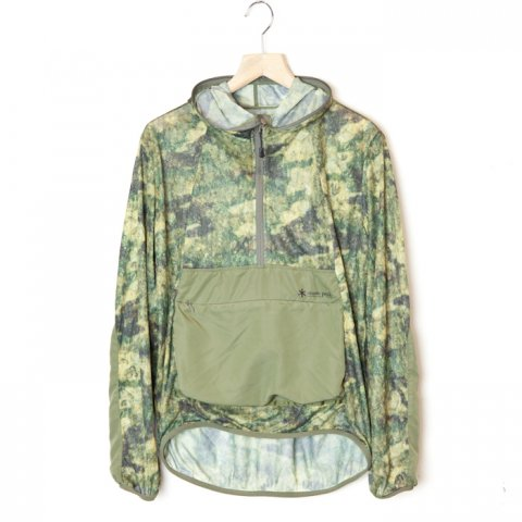 snow peak * Insect Shield CAMO Parka  * Mustard