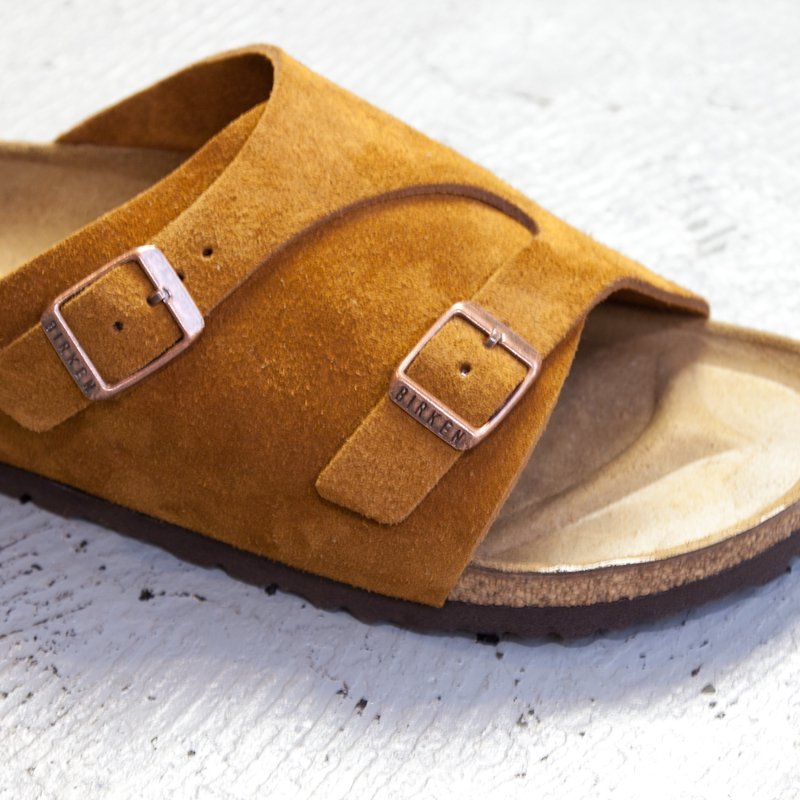 BIRKENSTOCK * ZURICH * Brown