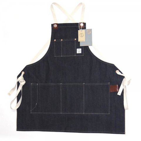 DAWSON DENIM * Mechanic Apron * Indigo