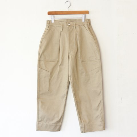 TUKI(SOLD OUT) * Combat Pants * Khaki
