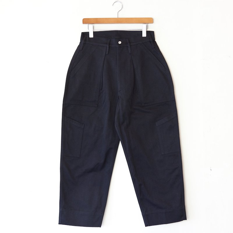 TUKI(SOLD OUT) * Combat Pants * Black