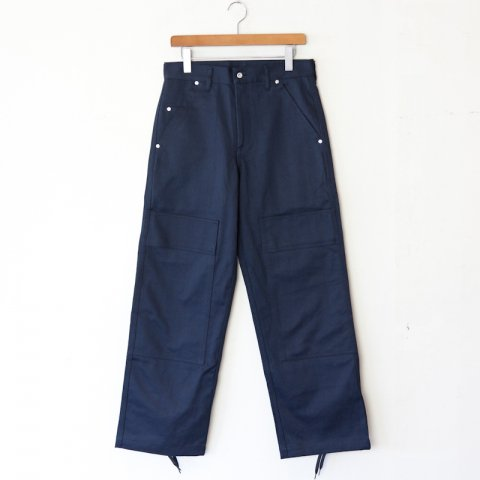 TUKI(SOLD OUT) * Double Knee Pants * Navyblue