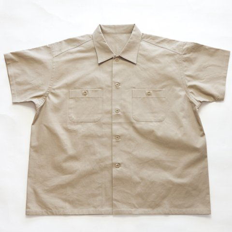TUKI(SOLD OUT) * Blouses * Khaki