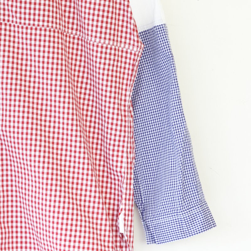 Mountain Reseach * CRICKET SHIRT GINGHAM * Red