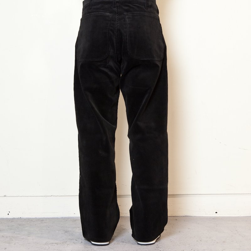 TUKI * Patched Work Pants * Evony
