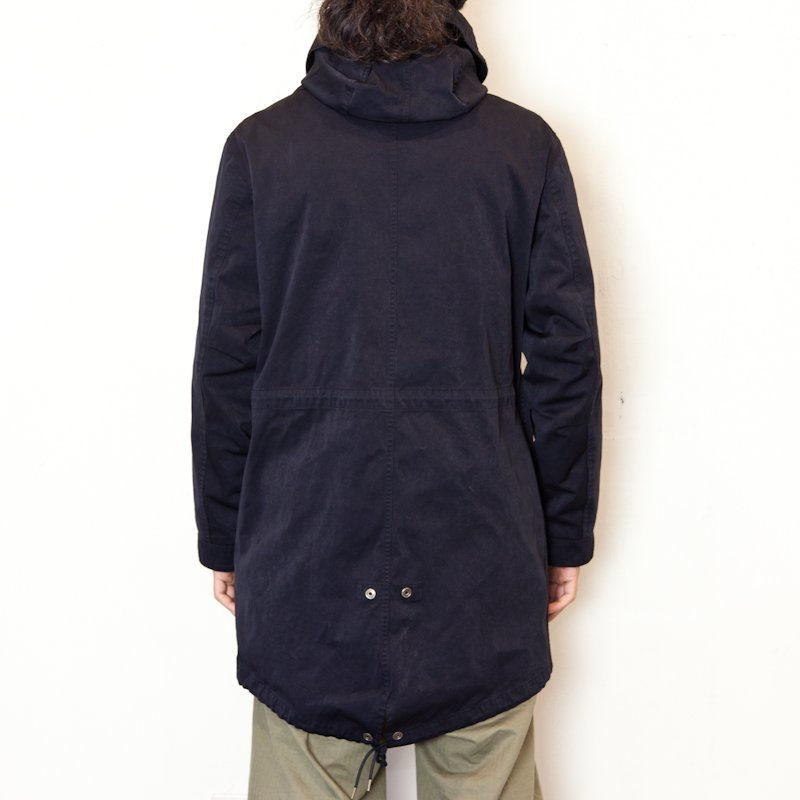 Ten-c * PARKA w/ Down Liner * Dark Navy