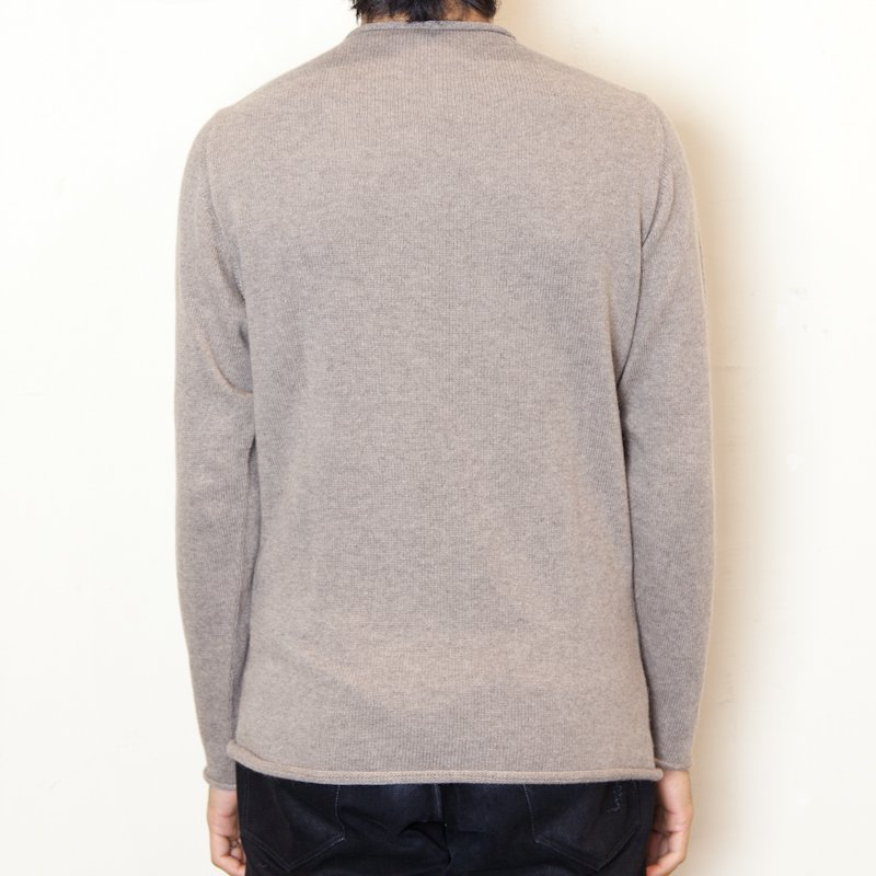 MOTHER HAND artisan  * GENT Crew Neck Sweater * AVON