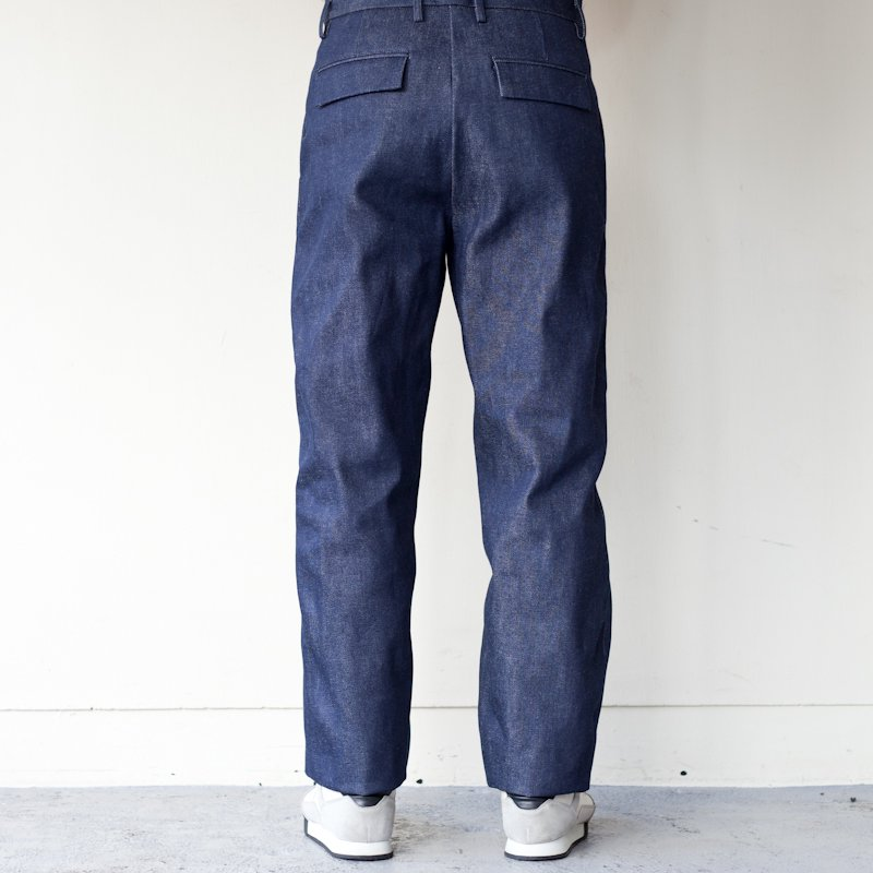 TUKI * New Trousers * Indigo