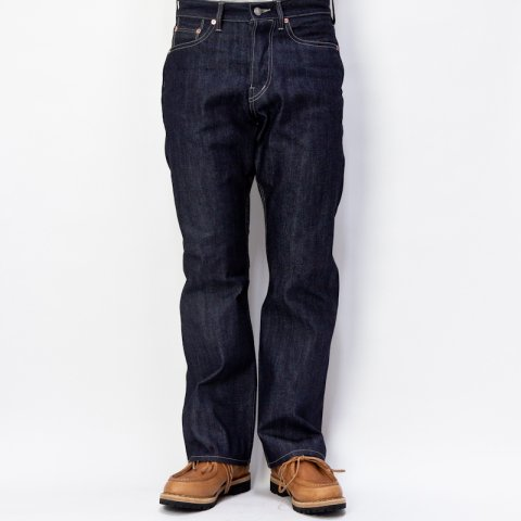 DAWSON DENIM * Standard Fit Jeans 14.25oz Selvedge Pure Indigo