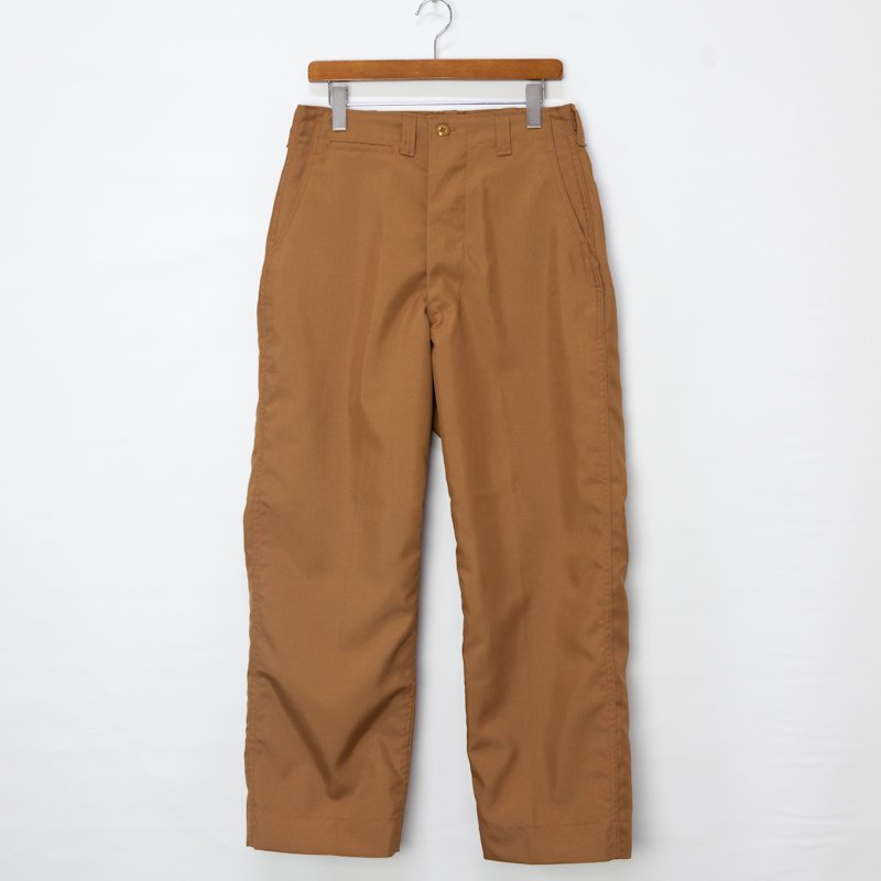 TUKI * Field Trousers * Brown