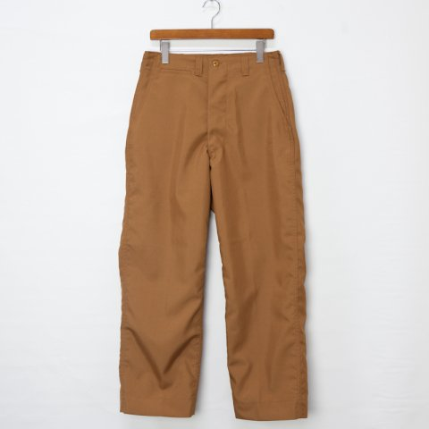 TUKI(SOLD OUT) * Field Trousers * Brown