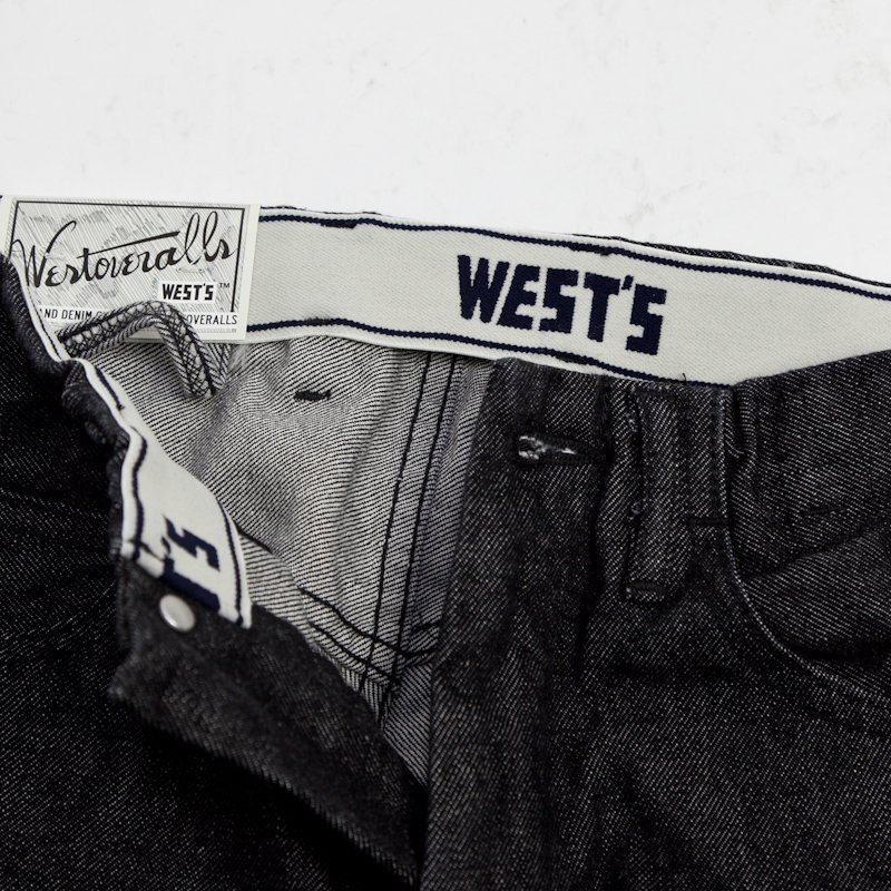 WESTOVERALLS  * 803W (Wide) * Black