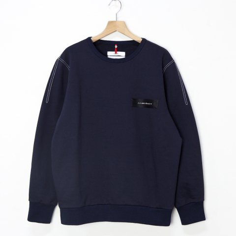 OAMC * Dymo Crewneck * Midnight Blue