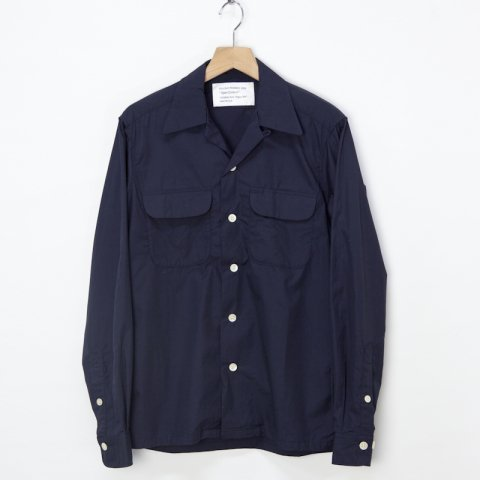 Mountain Reseach * OPEN COLLARED * Navy