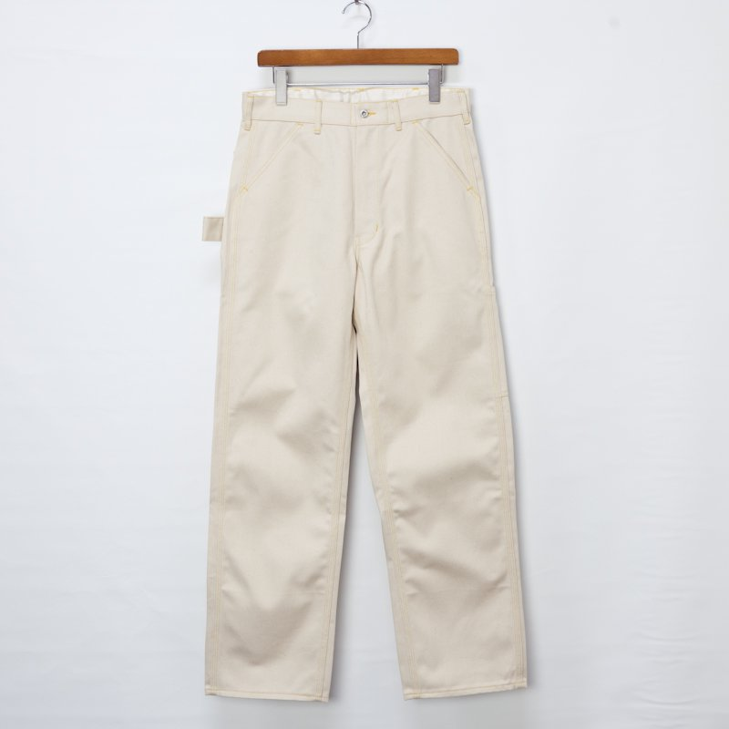TUKI * Work Pants * Ecru