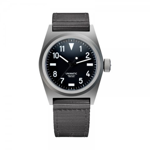 UNIMATIC * Unimatic Watch Kit U2-B * Silver