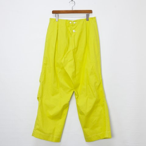TUKI * Pajama Pants * Yellow