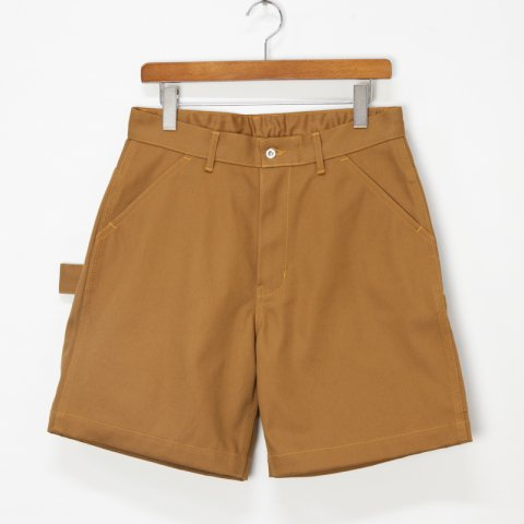 TUKI * Work Shorts * Brown