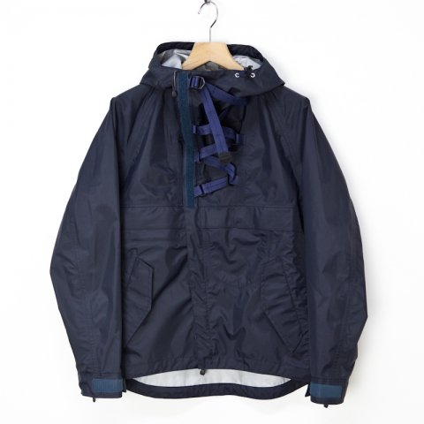 meanswhile * 3 Layer Anorak OP * Navy