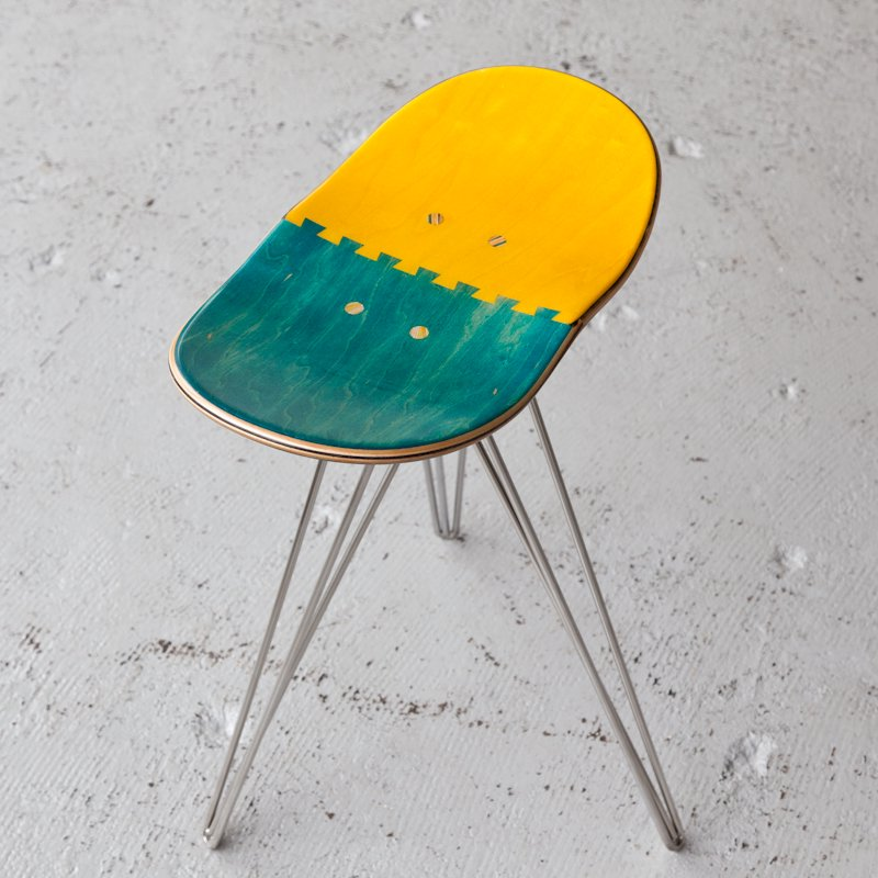 core * 2tone Stool * no.2