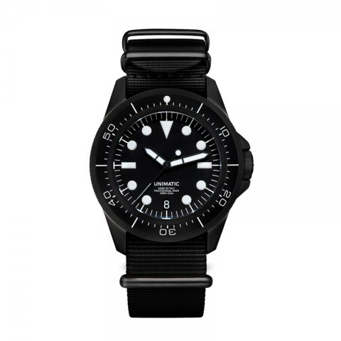 UNIMATIC * Unimatic Watch Kit U1-DN * Black