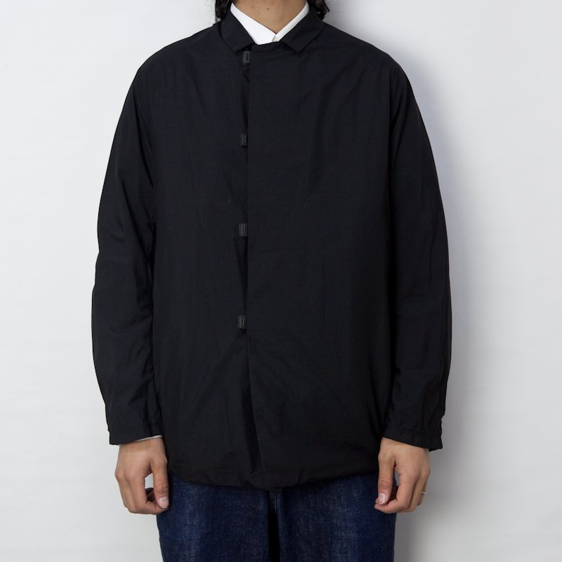 TEATORA  * Wallet Coat S/L Packable * Black