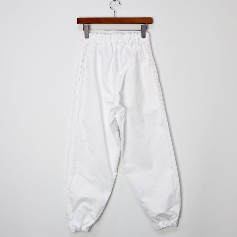 TUKI(SOLD OUT) * Gum Pants * White
