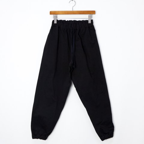TUKI * Gum Pants * Black