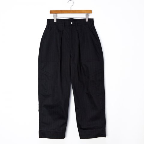 TUKI * Combat Pants * Black
