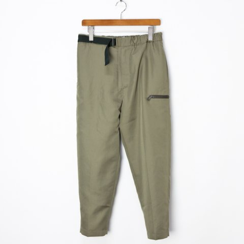 OAMC * CROPPED REGS PANT * Dark Green