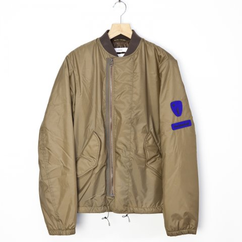 OAMC * LIGHTWEIGHT BOMBER * Dark Brown