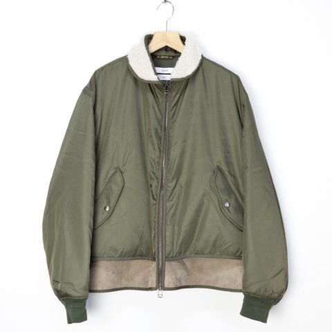 OAMC * DECEPTION BOMBER * Dark Green