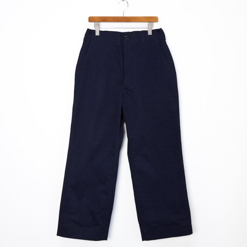 TUKI(SOLD OUT) * Field Trousers * Navyblue
