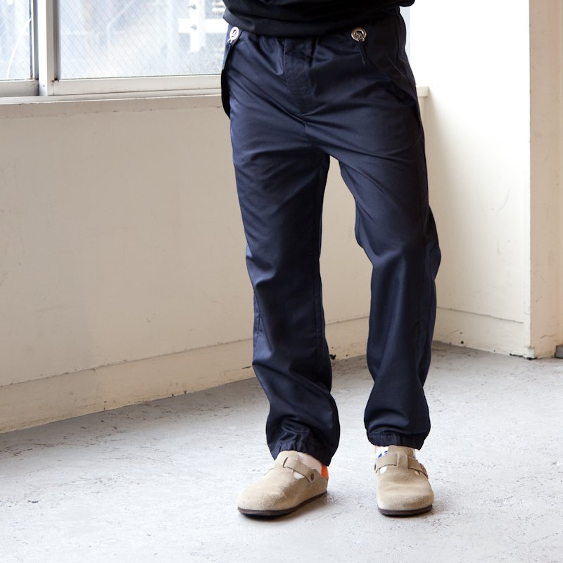 OAMC * SHELTER TRACK PANTS * Dark Blue