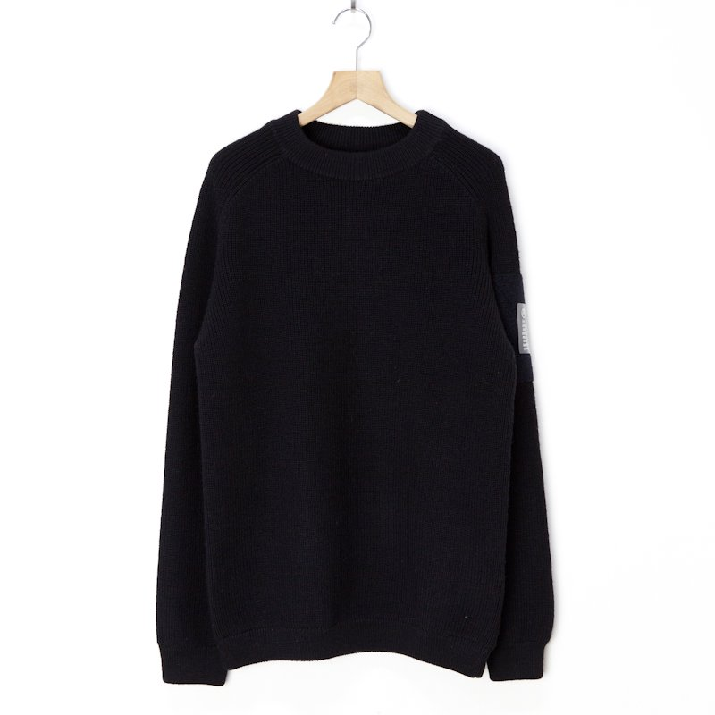 Mountain Reseach * I.C.SWEATER * Black